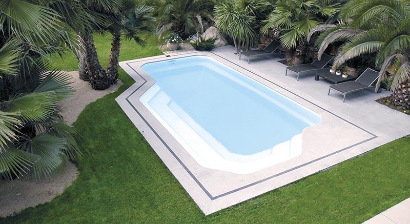 ECOPISCINE-Big pool Palace