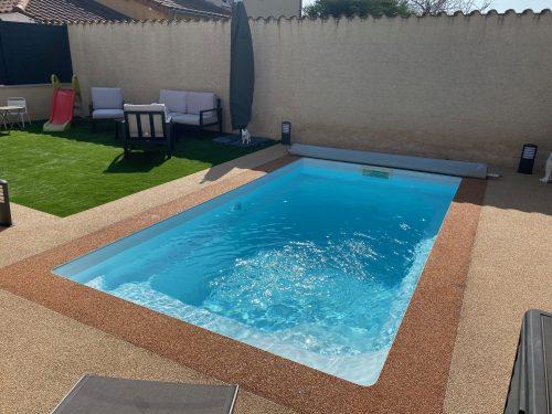 Piscine mini baby pool - de 10m2